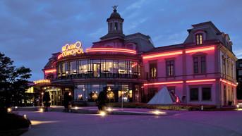 Vinst i Femhundringen - Casino Cosmopol, Sundsvall 4K