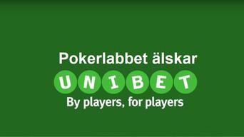 Unibet adderar 4 000 euro i turneringar på tisdagar med Pokerlabbet!