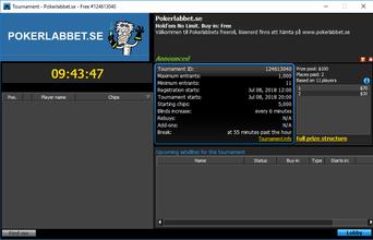 888poker bjuder på fyra $100 freerolls och gratis turneringsbiljetter