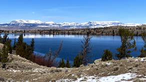 Three Lakes in Spring