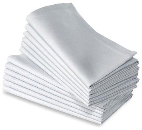 White napkin 98% Cotton 白色餐巾