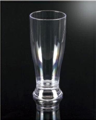 Plastic Grand Pilsner 12oz 塑膠啤酒杯