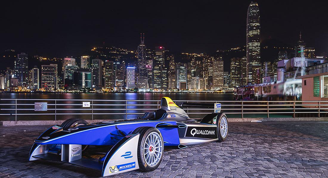 FIA Formula E  Hong Kong ePrix