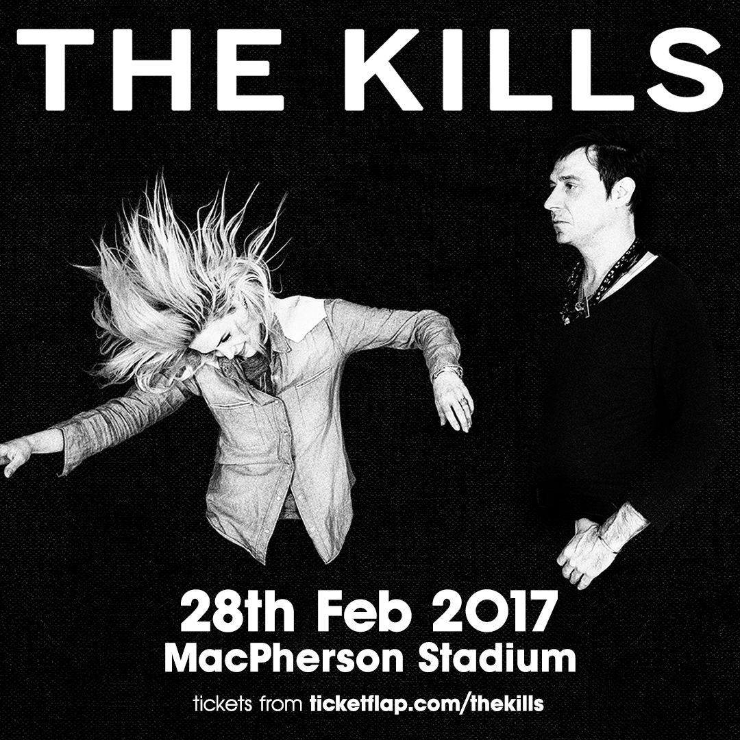 YOURMUM PRESENTS The Kills
