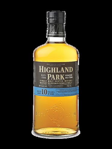 Highland Park 10 Year Old Single Malt Scotch Whisky 70cl