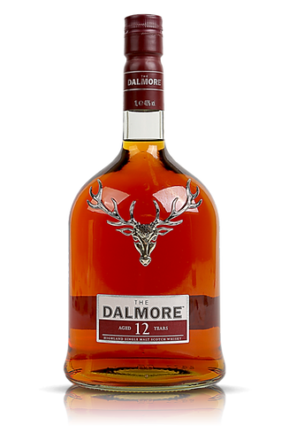 The Dalmore 12 Year Old Scotch Whisky 70cl