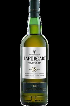 Laphroaig 18 Years Single Malt Scotch Whisky