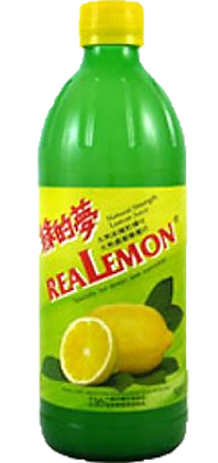 Real Lemon Juice