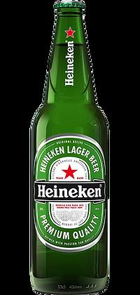 Heineken (Case of 24 x 330ml Bottles)