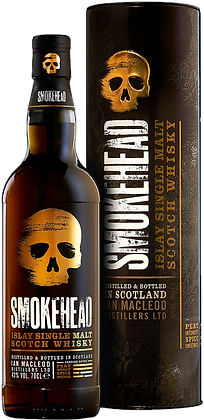 Smokehead Extra Rare Islay Single Malt Whisky