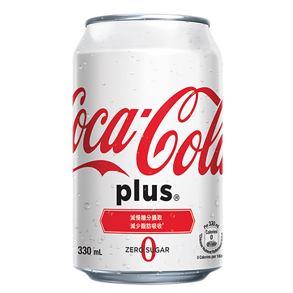 Coca-Cola - Coca Cola Plus (Can)