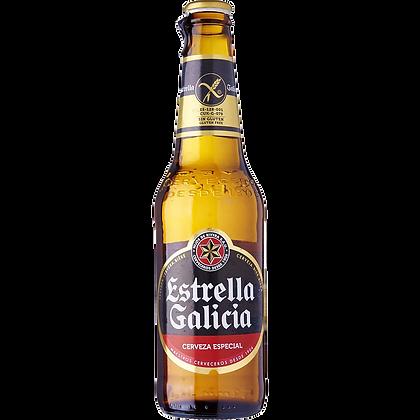 Estrella Galicia Gluten-Free Lager (Per Bottle)