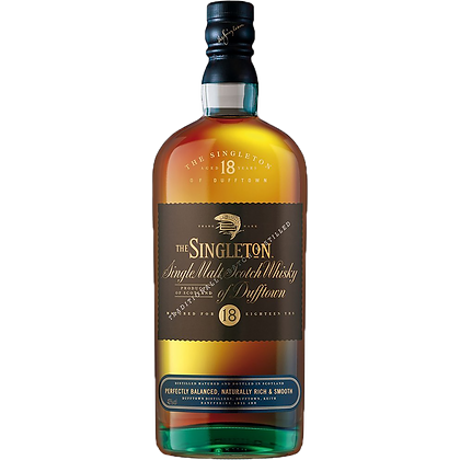 The Singleton Of Glen Ord 18 Years Single Malt