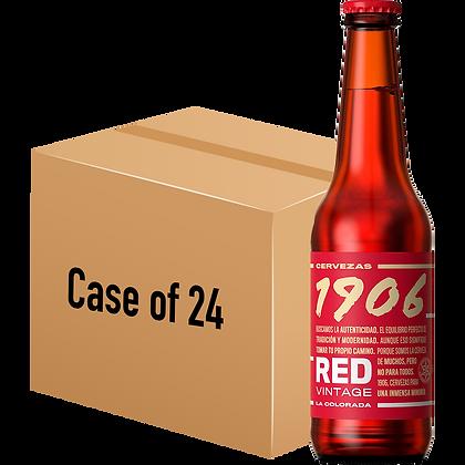 "1906 Red Vintage ""La colorada"" (Case of 24 x 330ml Bottle)"