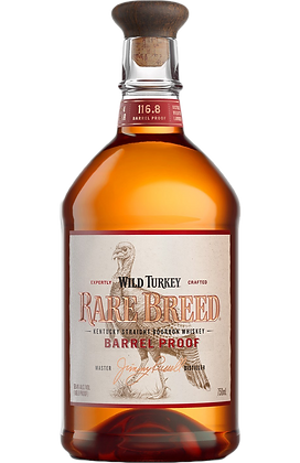 Wild Turkey Rare Breed Straight Bourbon Whiskey
