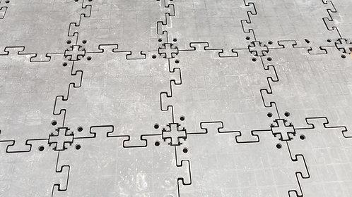 Flooring (per m²)