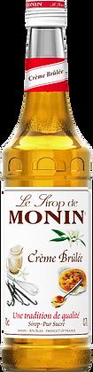 MONIN crème brûlée Syrup