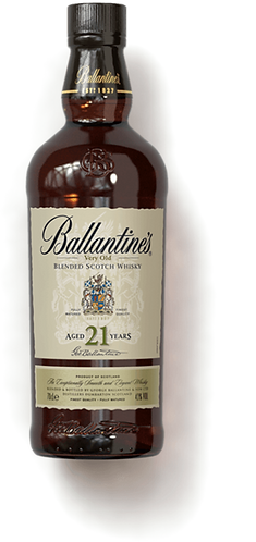 Ballantine's 21 Years Old Blended Scotch Whisky 70cl