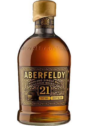 Aberfeldy 21 Years Single Malt Whisky