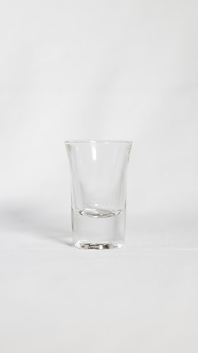 Shot glass 1oz  烈酒杯
