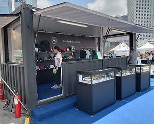 festival container