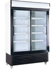 1000L 2 Door Display Chiller 1000公升雙門冷藏展示櫃