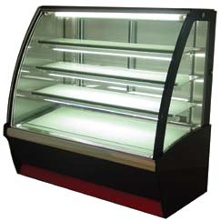 1.2m Curved Glass Pattisserie Counter 榚餅展示櫃