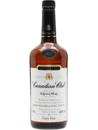 Canadian Club Original Blended Whisky