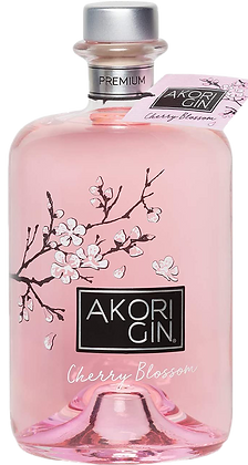 Akori Cherry Blossom Gin