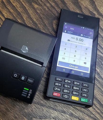 Credit Card Machine 信用卡機