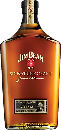 Jim Beam Signature Craft 12yrs