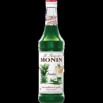 MONIN Pandan syrup