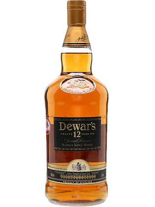 Dewar's 12 Years Special Reserve