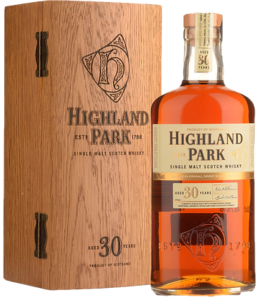 Highland Park 30 Years Single Malt Whisky