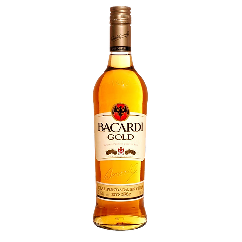 Bacardi Gold Rum 75cl