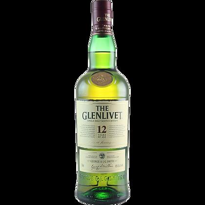 The Glenlivet 12 Years Excellence Single Malt Whisky