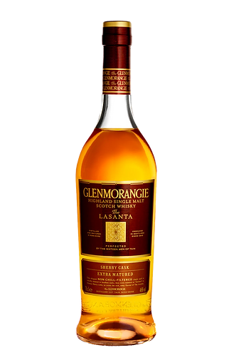 "Glenmorangie ""The Lasanta"" 12 Year Old Single Highland Malt Whisky 70cl"