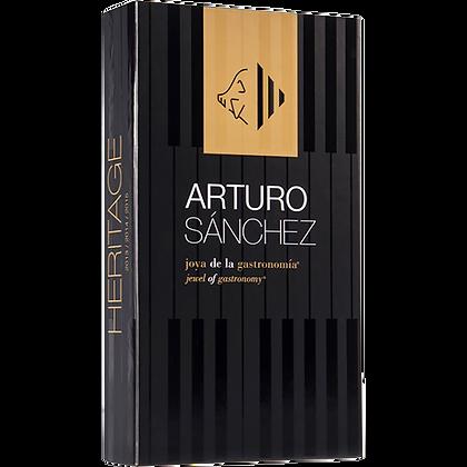 Arturo Sánchez Heritage vintages Jamón Ibérico Box