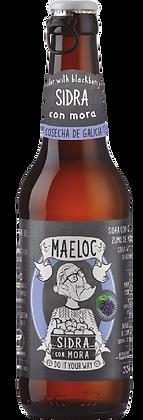 Maeloc Blackberry Cider (Per Bottle)