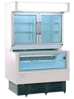 1.25m Combi Freezer/Chiller Display 冷凍/冷藏陳列櫃