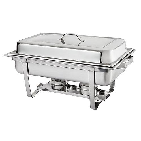 Chafing Dish 食物暖鍋(自助餐用, 連兩個火酒罐)