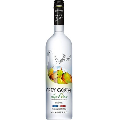 Grey Goose Vodka Pear