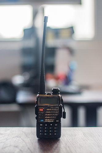 BAOFENG UV-5RE walkie talkie 對講機