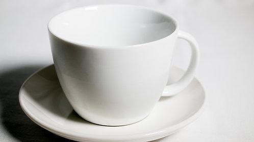 Premium tea/coffee cup and saucer set 茶/咖啡杯連碟套裝