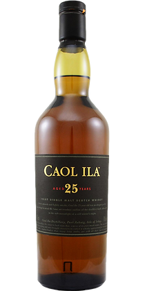 Caol Ila 25 Years Single Malt Whisky