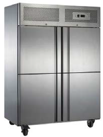 1170L Upright Chiller/Freezer 1170公升凍櫃