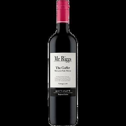 Mr Riggs The Gaffer Shiraz 2016