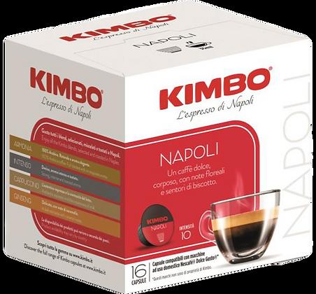 Kimbo Intenso Capsules - Nespresso® Compatible