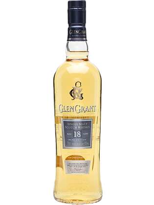 Glen Grant 18 Years Single Malt Whisky