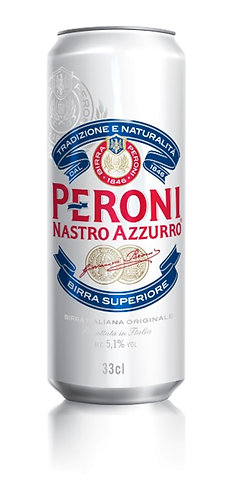 Case of 24 x 330ml Cans Peroni